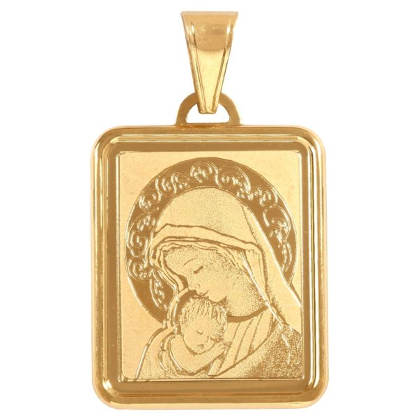 Zawieszka złota pr. 585