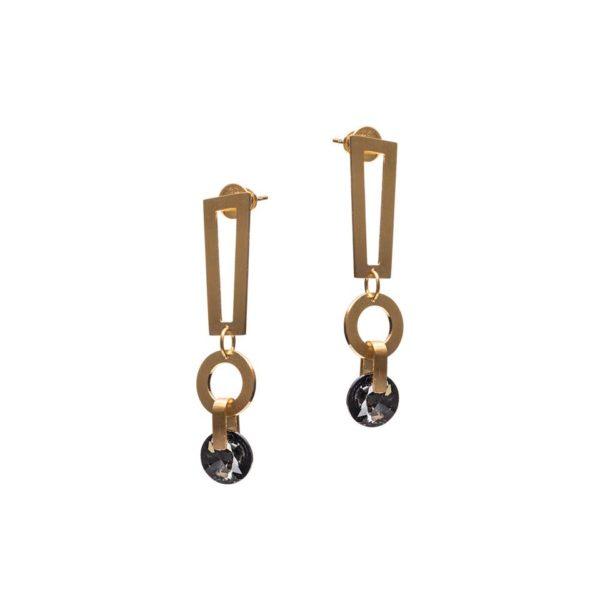 Kolczyki srebrne pr. 925