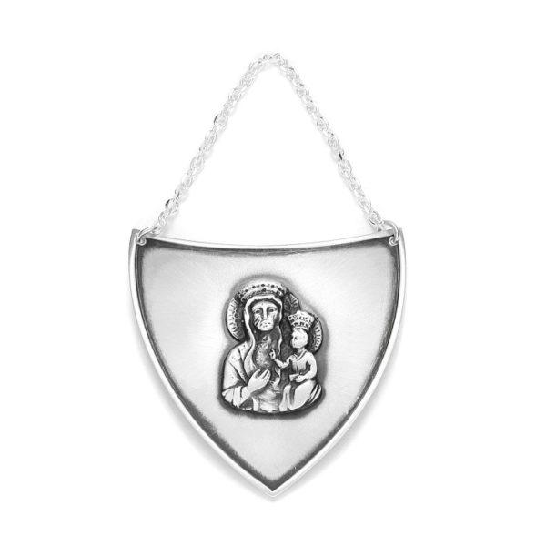 Ryngraf srebrny pr. 925