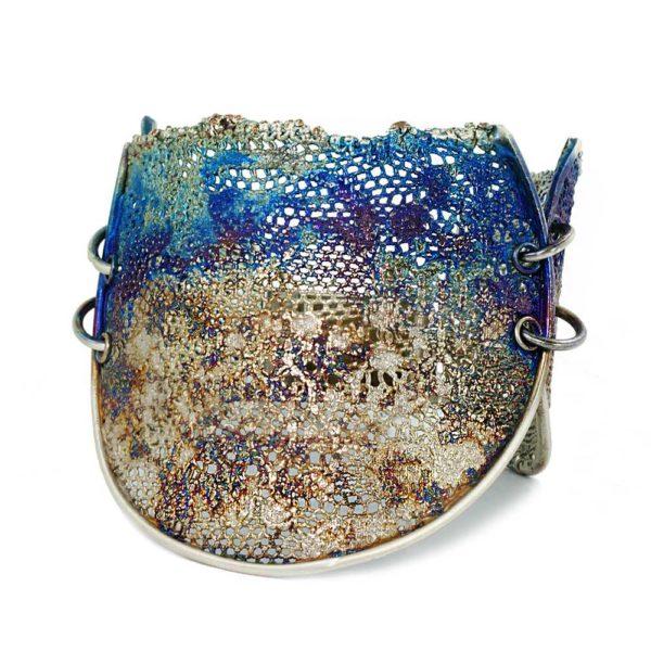 Bransoletka srebrna pr. 925