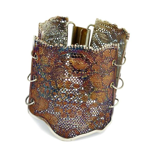 Bransoleta srebrna pr. 925
