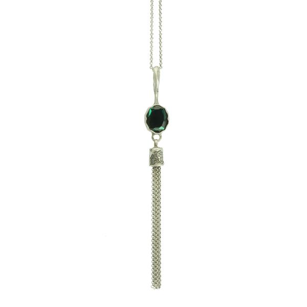 Naszyjnik srebrny pr. 925