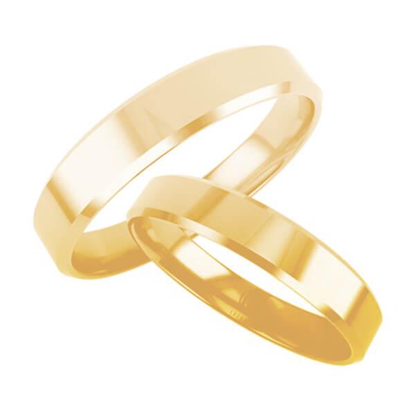 Obrączki złote (pr.585)