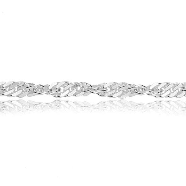 Łańcuszek srebrny pr. 925