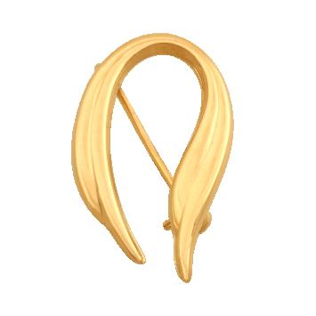 Brosza złota pr. 585