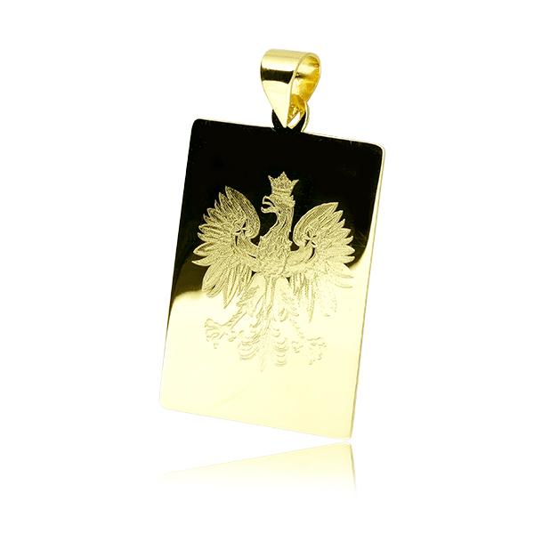 Zawieszka złota pr.585