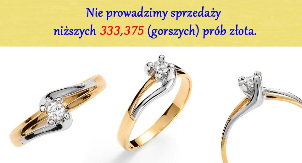 Próba złota 585