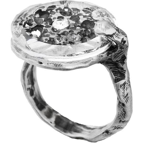 Srebrny pierścionek pr. 925