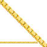 Łańcuszek złoty pr. 585