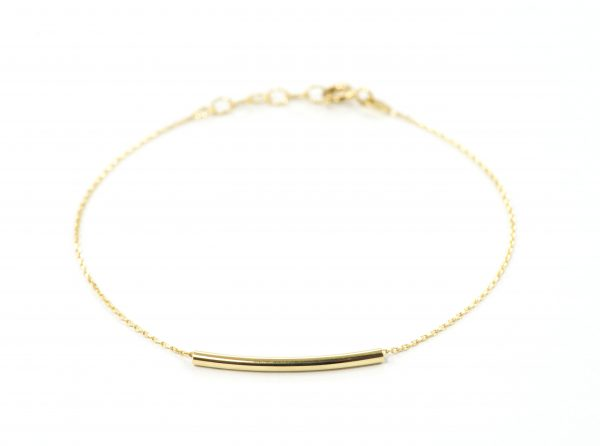 Naszyjnik złoto pr.585
