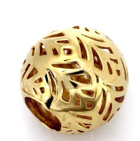 Beads złoto pr.585