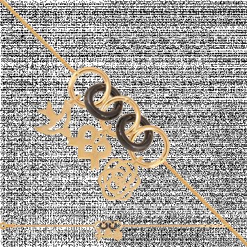 Bransoletka złota pr.585