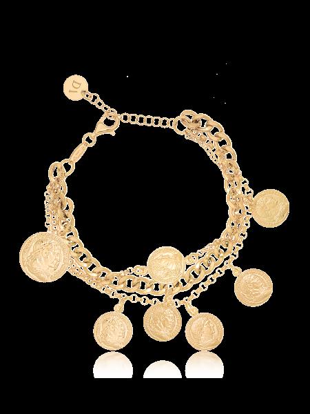 Bransoletka srebrna pr.925