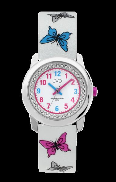 Zegarek dziecięcy marki JVD.