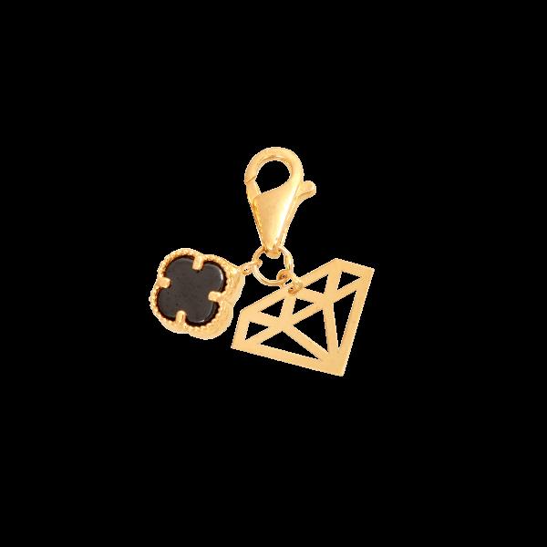 Zawieszka charms złota pr.585