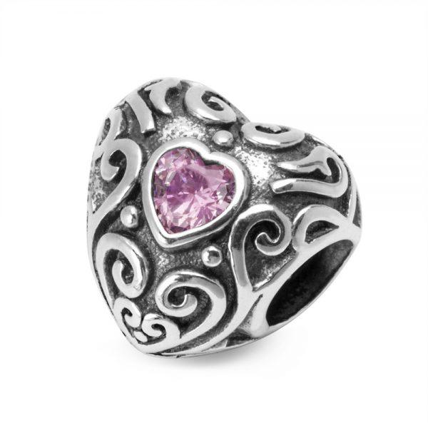 Zawieszka- beads srebro pr.925