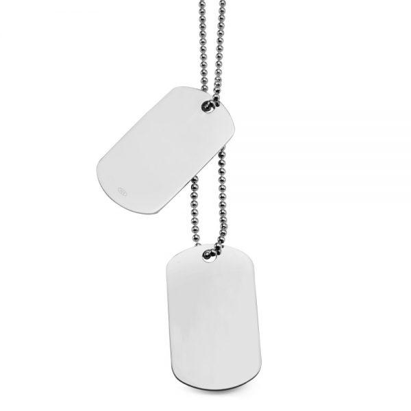 Naszyjnik srebrny pr.925