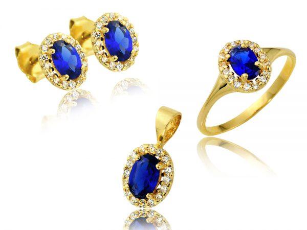Komplet biżuterii pr.585