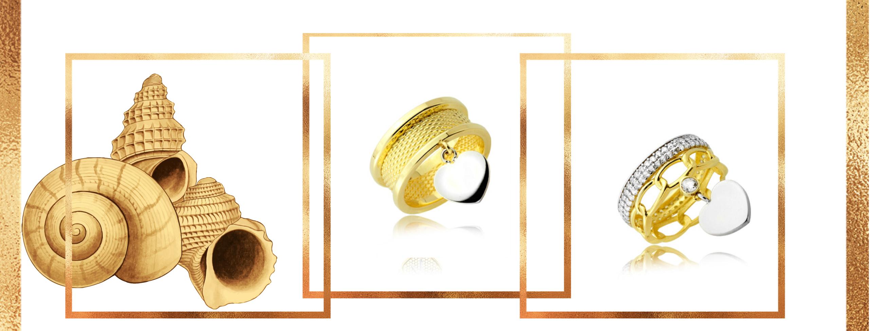 pierścionki z zawieszkami