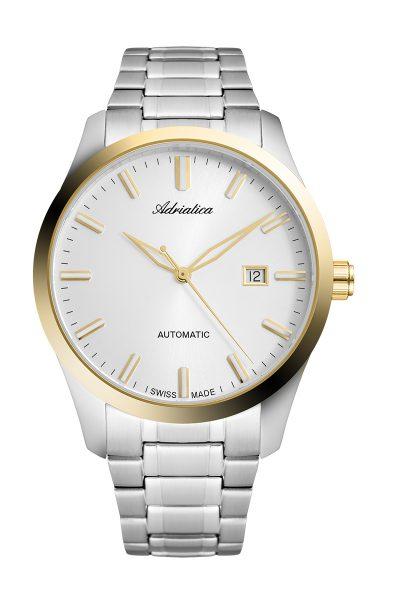 zegarek szwajcarskiej marki Adriatica