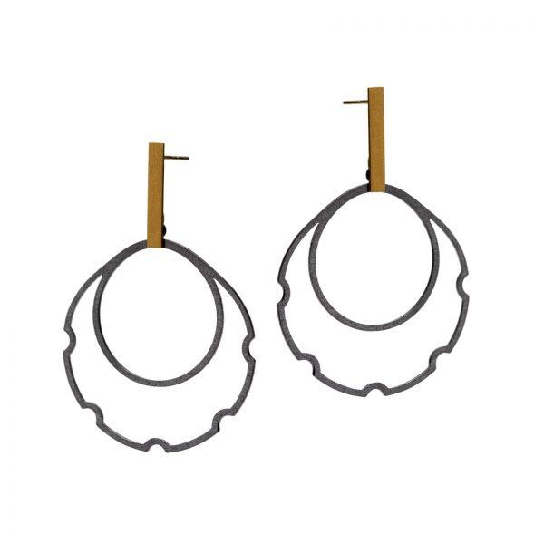 kolczyki srebrne pr.925