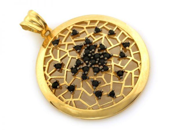 zawieszka złota, pr.585