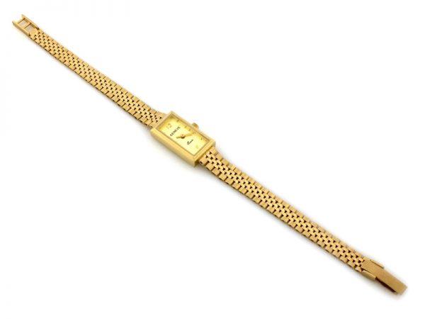 złoty zegarek pr.585